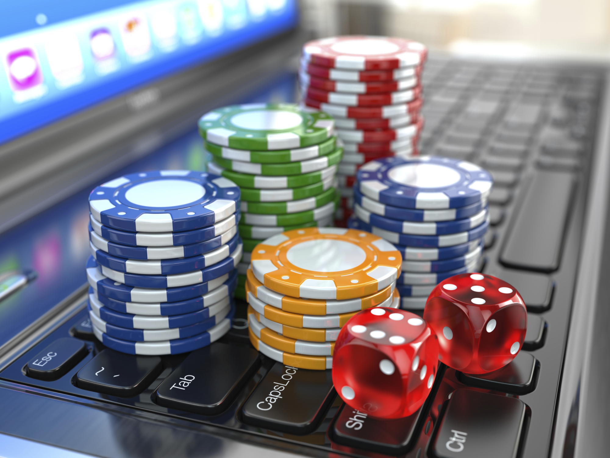 A short history of online gambling