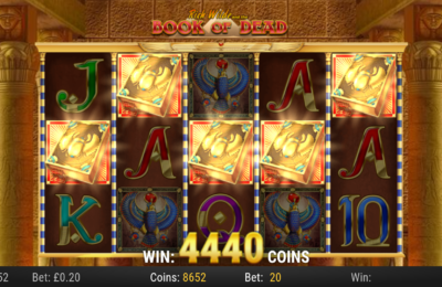 Popular Themed Slots Offered by Online Casinos