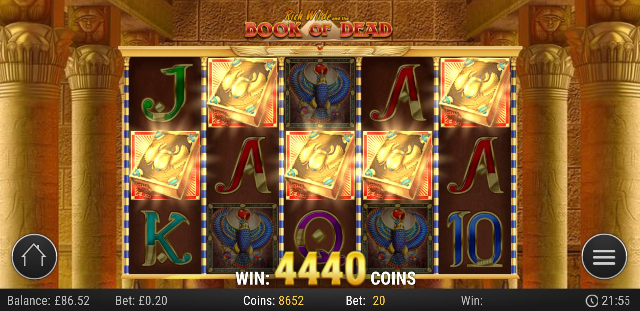 Popular Themed Slots